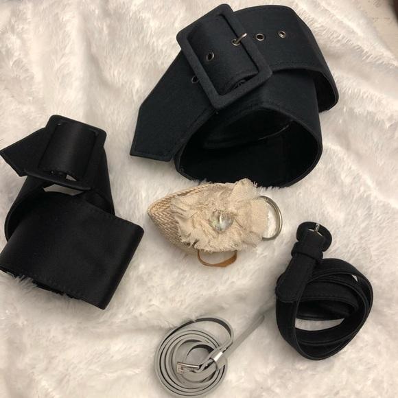3/$20 deal - Misc. Belts
